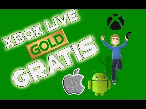 COMO TENER XBOX LIVE GOLD GRATIS DESDE EL CEL- NOVIEMBRE - 2016 Facil