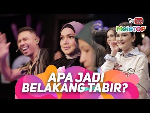 Cover Lagu Apa Jadi Belakang Tabir MeleTOP   Dato' Sri Siti Nurhaliza, Fikry Ibrahim, Luna Maya, Farah Nabilah HITSLAGU