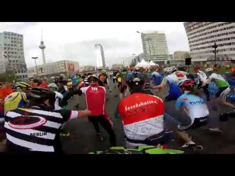 37. Berliner Halbmarathon 2017 INLINE SKATING