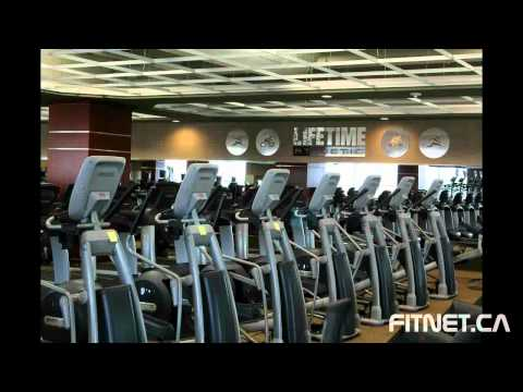 Life Time Fitness Club in Mississauga, ON