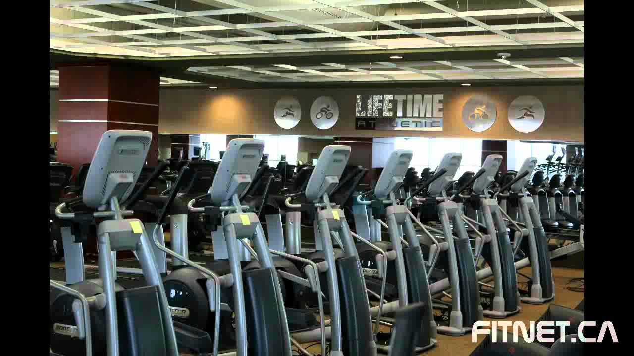 life time fitness club in mississauga on youtube. Black Bedroom Furniture Sets. Home Design Ideas