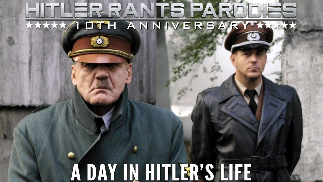 A day in Hitler's life: Episode III