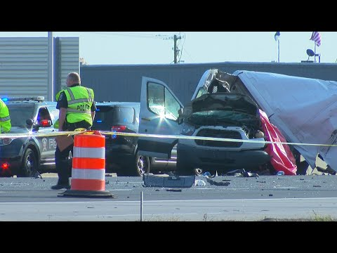 Indianapolis Man Died In Crash On I-69 Near 106th Street In Fishers, Indiana