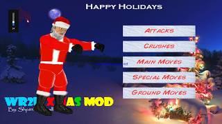 Released!!! WR2D best mod, running grapple moves, full 2k18 roster