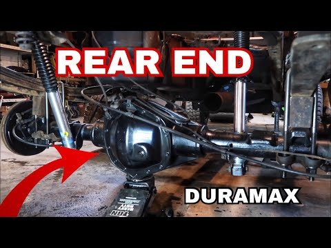 How to Remove and Install a Rear End (Differential) GM Truck