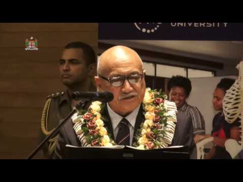 Fijian President Chief Guest at Asia Pacific Society of Peridontology Conference