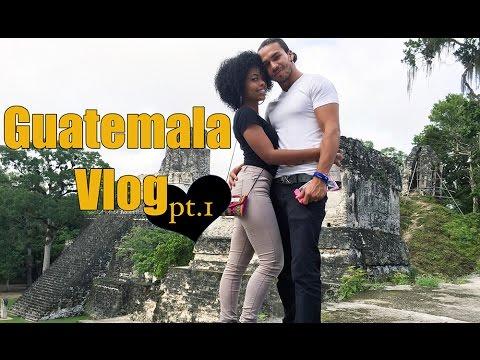 Guatemala Vlog pt 1