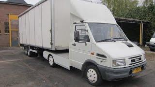 BE Trekker oplegger te koop bij van Burik bedrijfswagens
