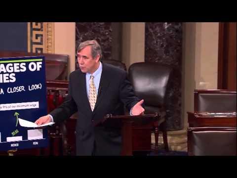 Merkley: Low Wage Standards Will Ship American Jobs Overseas