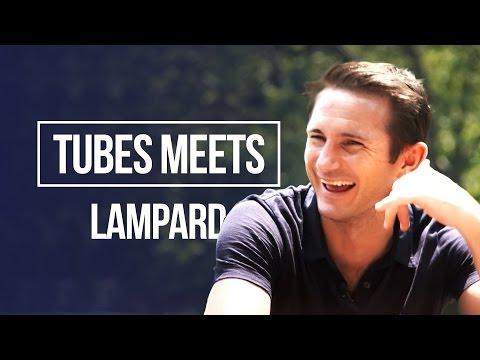 Super Frank dreams of managing Chelsea! | Tubes Meets Lampard
