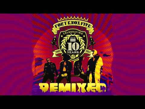 12 Fort Knox Five - The Party Pushers f Mustafa Akbar (Smalltown Romeo Remix - Krafty Kuts Re-Rub)
