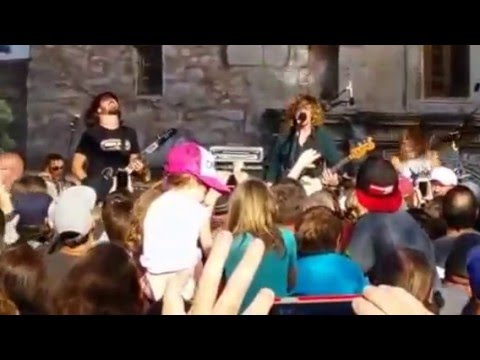 Chevy Metal with Dave Grohl @ Conejo Valley Days 2016 in Thousand Oaks CA #2