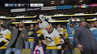 If NHL 18 Had All 30 Teams ACCURATE Goal Horns and Songs 2017-18