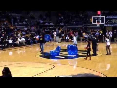 CU Basketball Halftime Musical Chairs