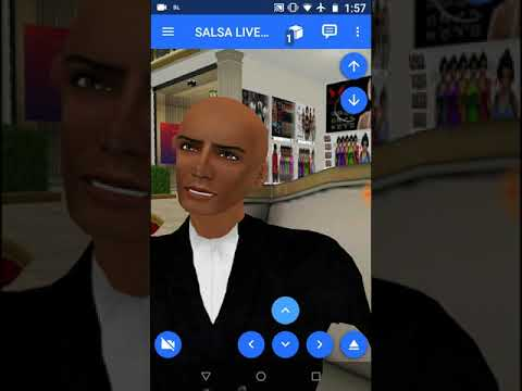 How To Overview Use Lumiya Android Second Life Viewer As A Fast 3D Digital Wallet To PayPal