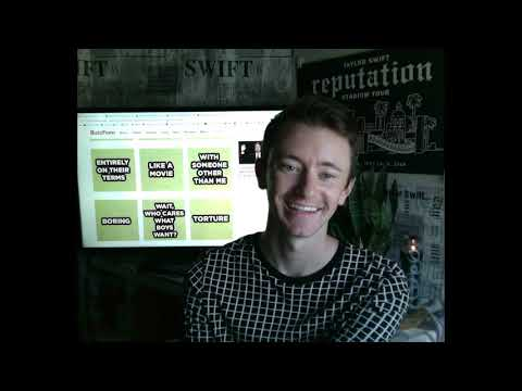 BONUS video - Taylor Swift Buzzfeed Quiz - EXTRA CONTENT