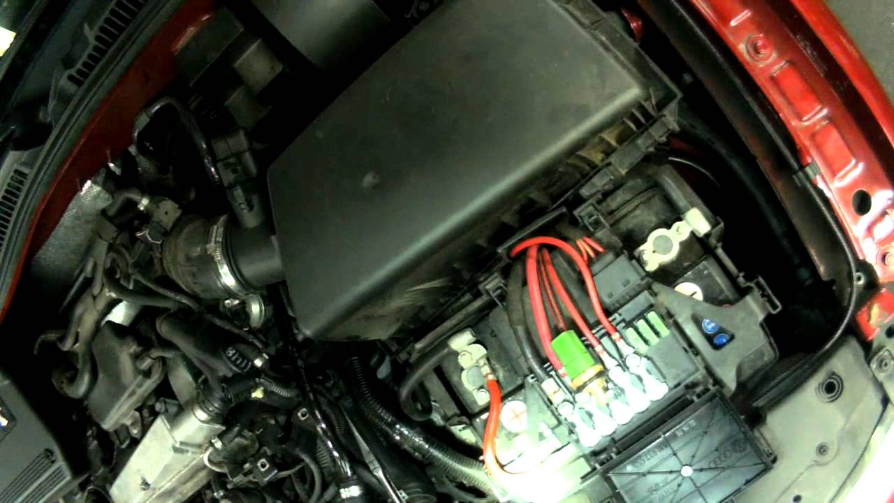 VW A4: 18T Engine Coolant Temperature Sensor Replacing  YouTube