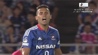 Sat,Jun 25th,2016 NISSAN Stadium 2016 MEIJI YASUDA J1 League 1st St...