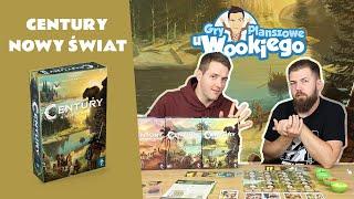 Century: Nowy Świat - finał wyjątkowej, planszówkowej trylogii