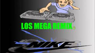 Warionex & Yeray - Mas Abajo Del Ombligo-Los Mega Remix®