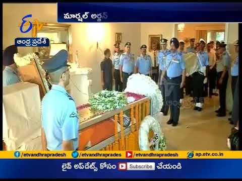 State Funeral for Marshal Arjan Singh | Flag to fly Half Mast in Delhi