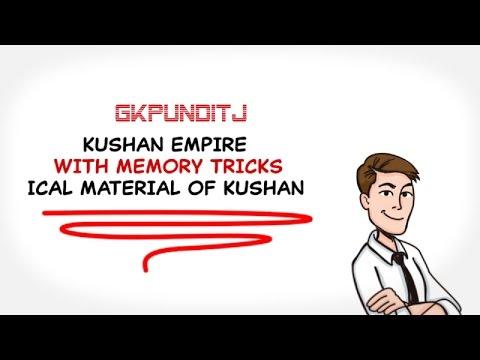 Kushan Empire in hindi कुषाण राजवंश