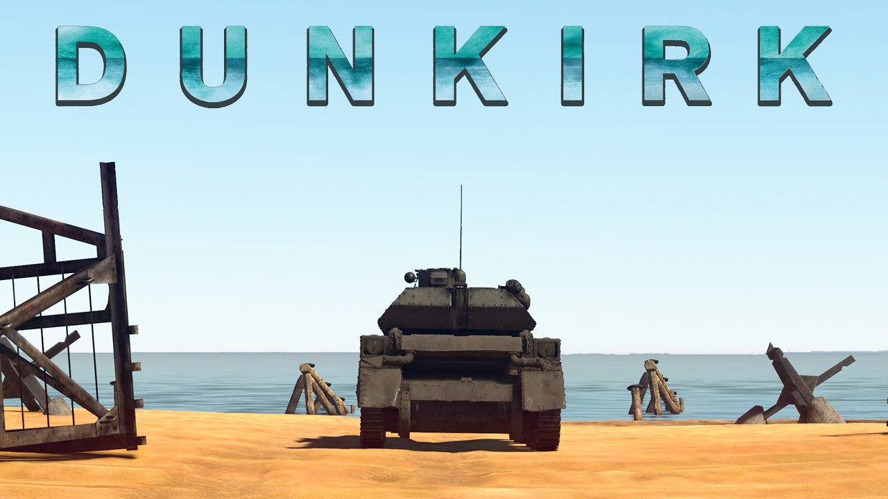 If Dunkirk was a game of War Thunder