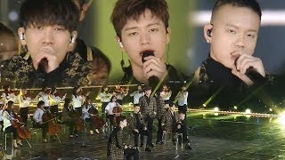 BTOB, lyrical and grand charming stage'Missing You'
