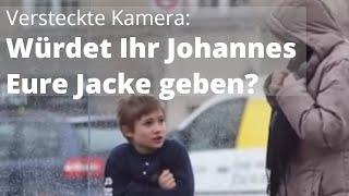Versteckte Kamera: Wer hilft diesem Kind? thumbnail
