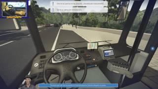 Bus Simulator 16 #1 | La Primera Ruta Con Pasajeros | JMGamer