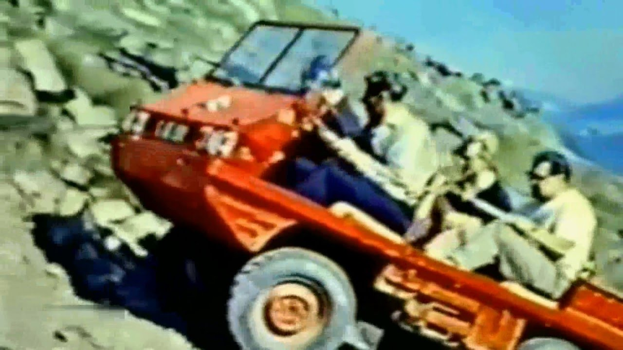 Haflinger Of Steyr Puch In Action Youtube