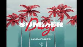 Martin Garrix - Summer Days (Feat. Macklemore & Patrick Stump Of Fall Out Boy) Lewis F Remix