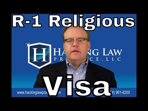 St. Louis R-1 Religious Visa Attorney Jim Hacking