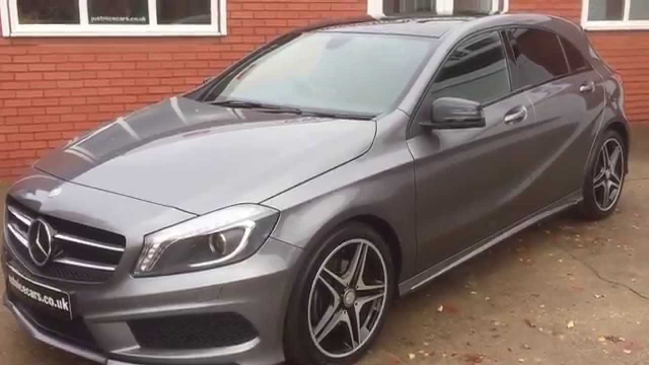 2014 63 mercedes benz a class a200 1 8 cdi blueefficiency amg sport sorry now sold youtube. Black Bedroom Furniture Sets. Home Design Ideas