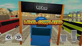 Tourist Bus NYC Offroad Driving Mountain Challenge / Android Game / Game Rock