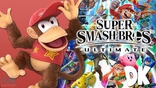 Stickerbush Symphony (DKC 2: Diddy's Kong Quest) [Brawl] - Super Smash Bros. Ultimate Soundtrack