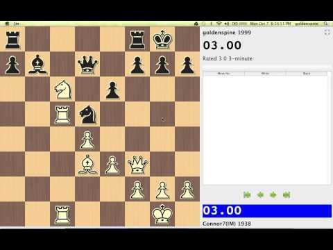 Chess tactic training #2