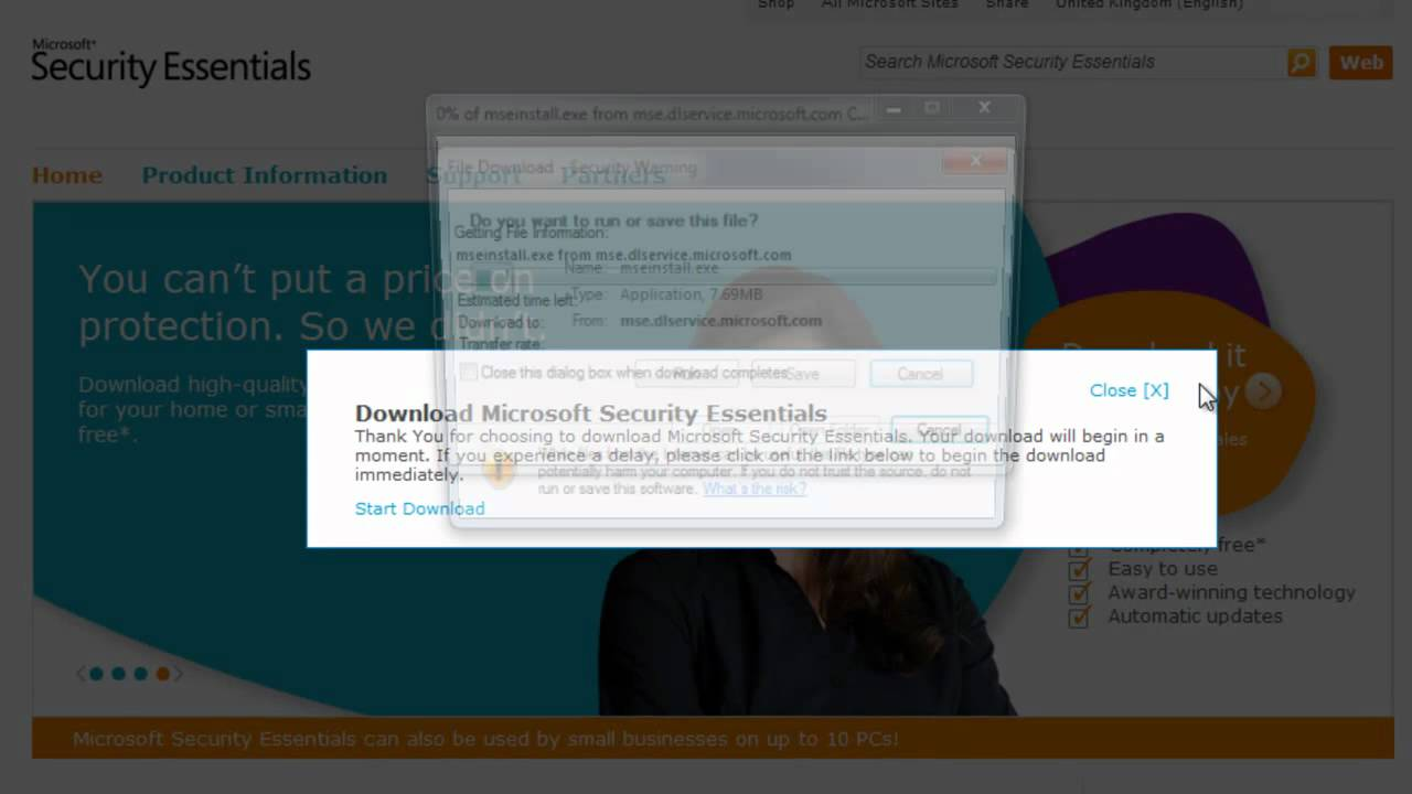 microsoft essentials antivirus windows 7 free download