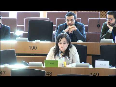 Bruxelles, 16.03.2016, LIBE Revisione post elettorale del quadro finanziario pluriennale