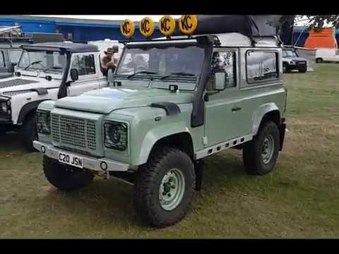 Land Rover Owner International LRO Show 2018