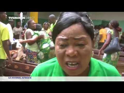 Des morts dans l'attaque d'une église à Bangui