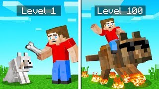 OVERPOWERED Pet DOGS In Minecraft (crazy)