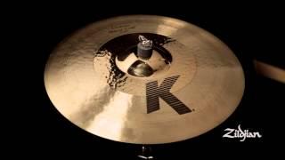 "Zildjian Sound Lab - 19"" K Custom Hybrid Crash"