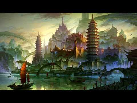 Asian Adventure Music | A True Master | Traditional, Orchestral, Energetic
