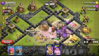 GOWIPE NO CLASH OF CLANS!