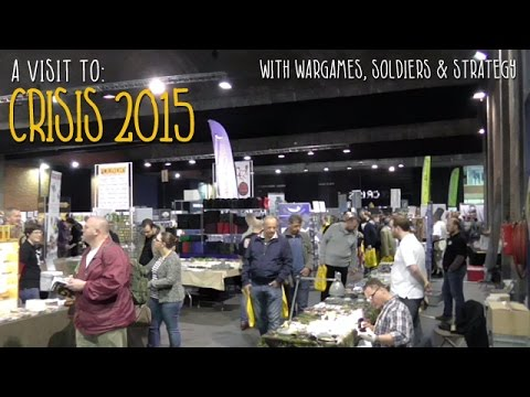 Crisis 2015: A visit to the show
