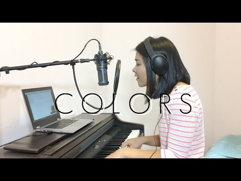 Colors - Halsey (Acoustic Cover By Emily Sin)