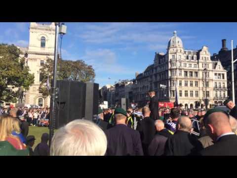Parliament Square Free Marine A