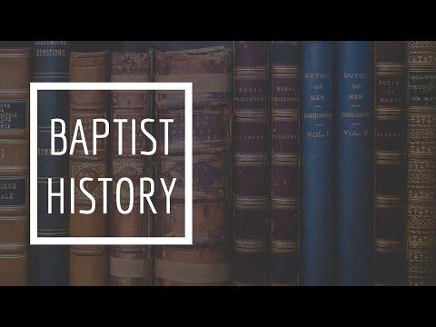 (20) Baptist History - John Clarke and Obadiah Holmes