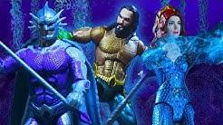 Aquaman and Mera | Trident Adventures | DC Kids